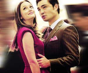 Best, chuck bass, and blair waldorf image