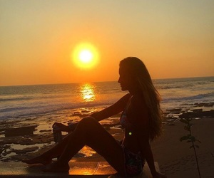 beach, Dream, and girl image
