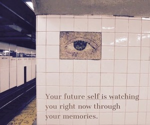 quotes, future, and eye image
