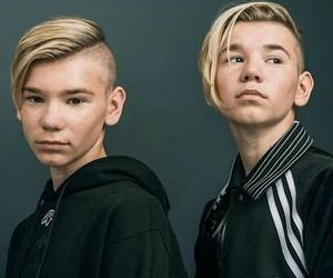 boy and marcus&martinus image