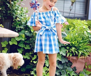 children, outfit, and fashion image