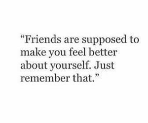 friends, quotes, and words image