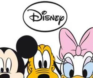 disney, minnie, and donald image