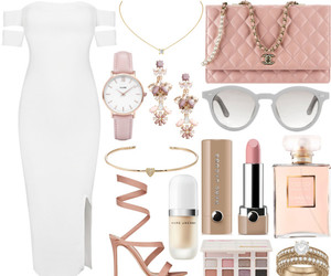 chanel, dress, and outfits image
