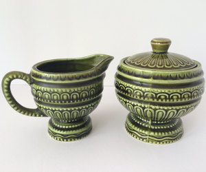 Ceramic, vintage kitchen, and etsy image