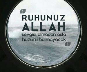 allah, sözler, and islam image