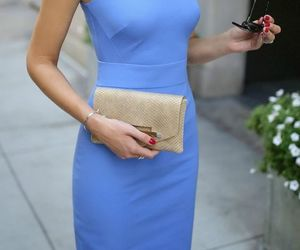 classy, dress, and elegance image