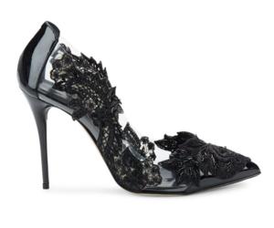highheel, mode, and shoe image