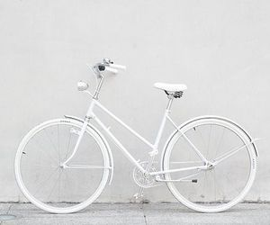 aesthetics, vintage, and bike image