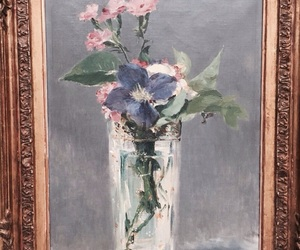 blume, flower, and painting image