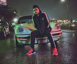 the weeknd, 60s, and xo image
