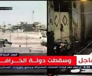 داعش, الحشد, and العراق  image