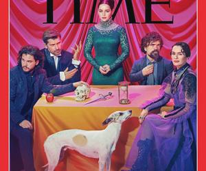 lena headey, photography, and Time Magazine image
