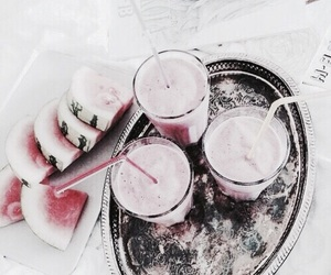 food, indie, and light pink image