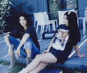 kendall jenner and kylie jenner image