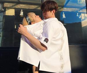 couple, korean, and Relationship image