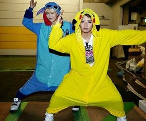 amber, f(x), and Onew image