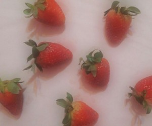 pale and strawberry image