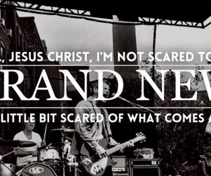 band, jesus christ, and brand new image