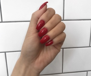 goals, Hot, and nails image
