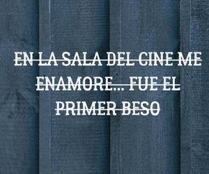 cine, frases, and couple image