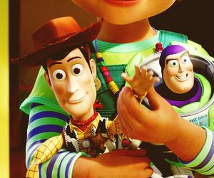 andy, goodbye, and pixar image
