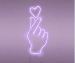cartel, heart, and violeta image