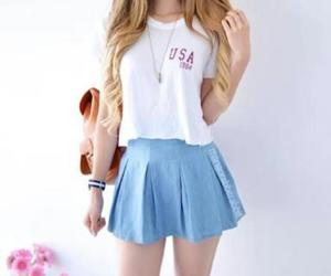 fashion and girl image