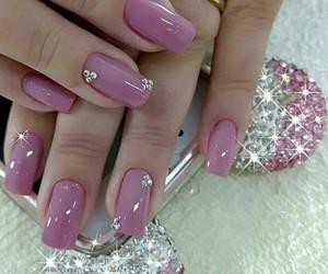 nails uÑas style moda image