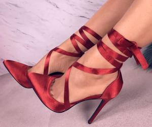 estilo, moda, and zapatillas image
