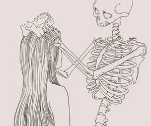 crown, memento mori, and jaw image