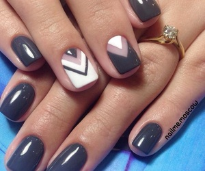 nail art, unhas, and nailart image