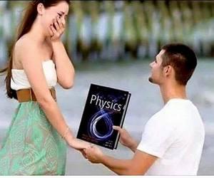 nerds, physics, and proposal image