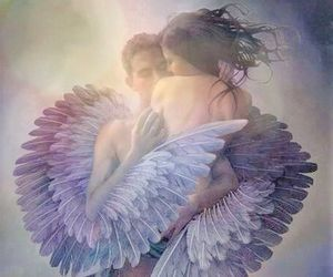 amor, fantasy, and cute image