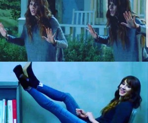 pretty little liars, alex, and spencer image