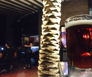 beer, cerveza, and drink image