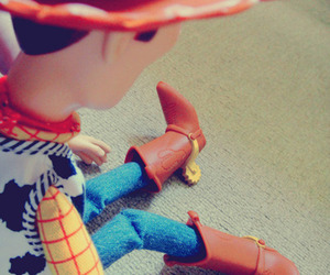 toy story, toys, and woody image