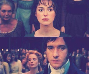 movie, Mr. Darcy, and pride and prejudice image