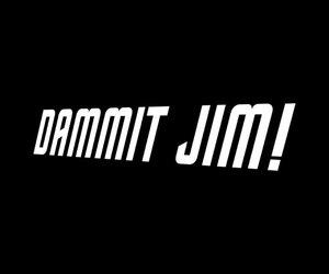 star trek, random, and James T. Kirk image