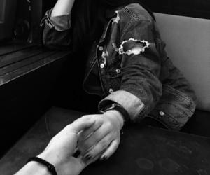 boyfriend, girl, and girlfriend image