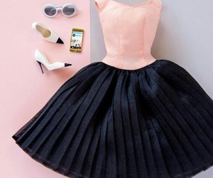barbie, chic, and clothes image