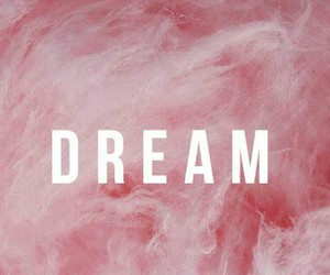 Dream and pink image