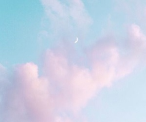cloud, pink, and colourful image