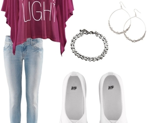 clothes, fashion, and H&M image
