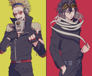 anime, aizawa shouta, and anime boys image