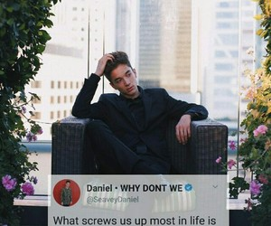 quotes, why don't we, and daniel seavey image