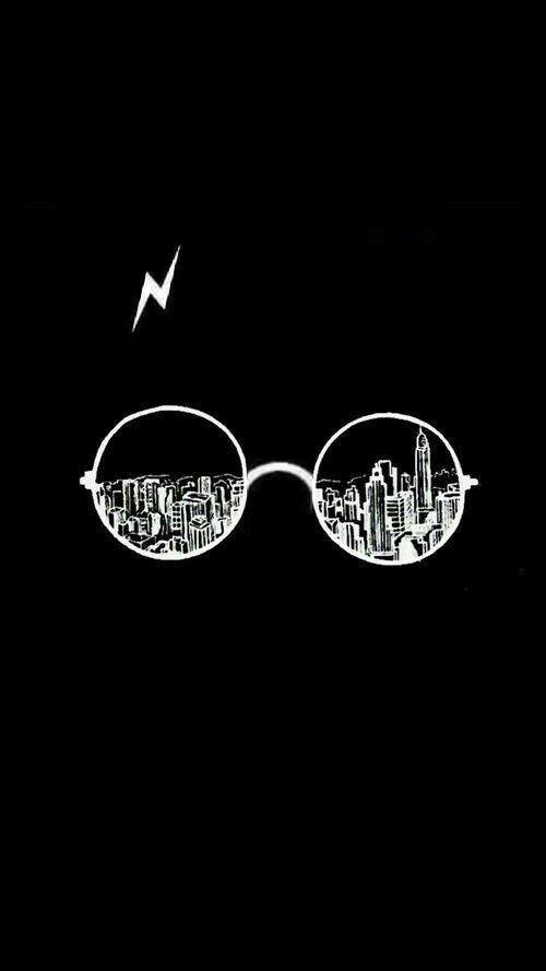 Black Cities City Harry Potter Wallpaper On We Heart It