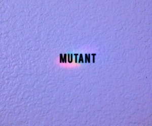 aesthetic, mutant, and power image
