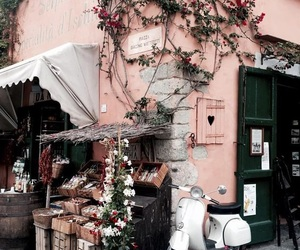 shop, street, and cute image