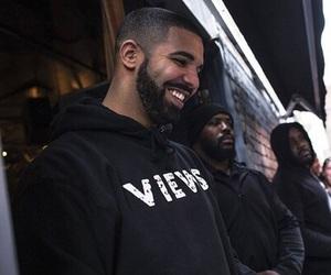 Drake, rapper, and views image